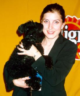 Puppy from the first litter in 1999.