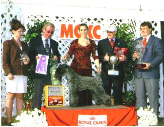 Natalia and Aengus-Winner dog(5p), AoM-Montgomery-October2007