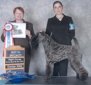 Aran in Canada- new Champion and BOB specialty- Tradex, october 2006